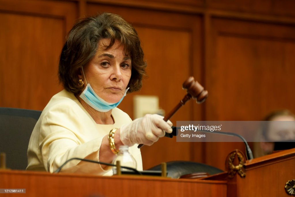 House Hearing Held On Protecting Scientific Integrity In Coronavirus Response : News Photo