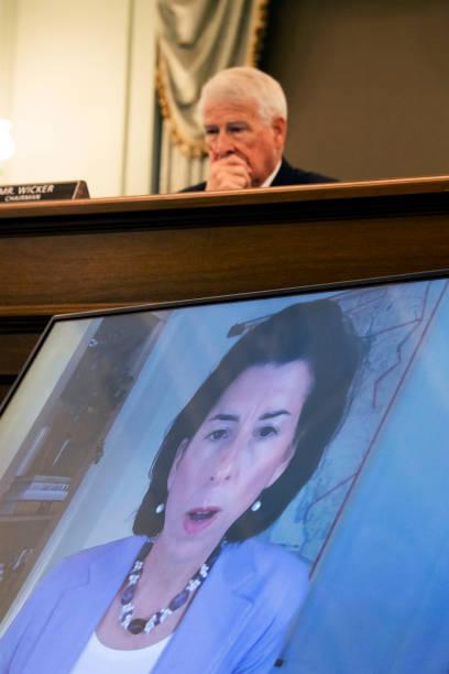 DC: Senate Hears Testimony From Commerce Secretary Nominee Gina Raimondo