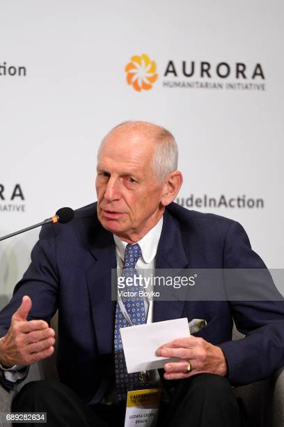 13 B  Braun Melsungen Ag Chairman Pictures, Photos & Images - Getty