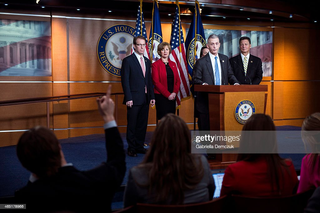 Select Cmte On Benghazi Holds Press Briefing On Hillary Clinton Emails