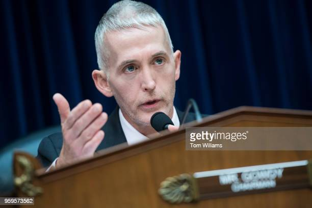 Chairman Trey Gowdy RSC conducts a House Oversight and Government Reform Committee hearing titled A Sustainable Solution to the Evolving Opioid...