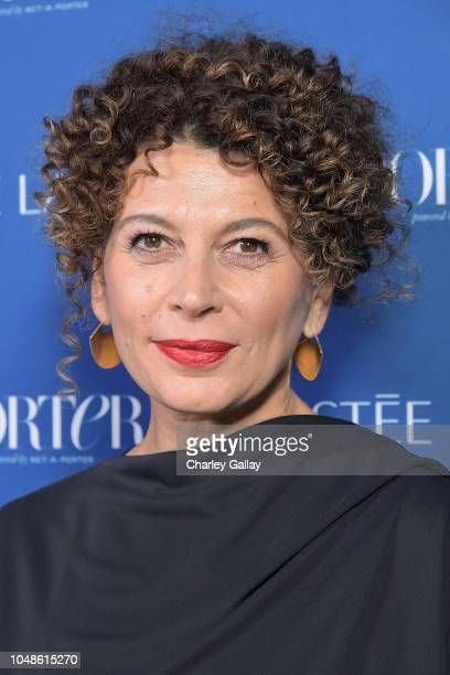 Chairman Universal Pictures Donna Langley attends the PORTER Incredible Women Gala 2018 at Ebell of Los Angeles on October 9 2018 in Los Angeles...