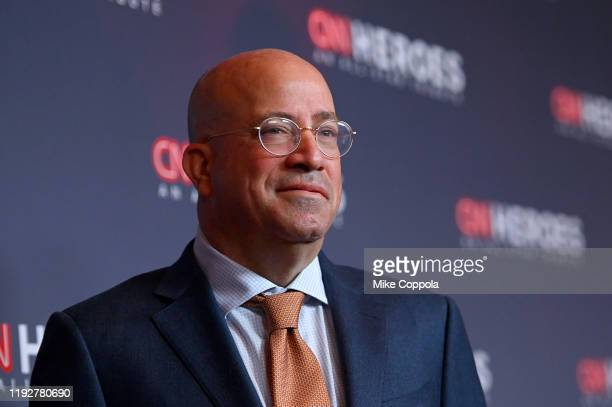 Chairman, WarnerMedia Jeff Zucker attends CNN Heroes at American Museum of Natural History on December 08, 2019 in New York City.