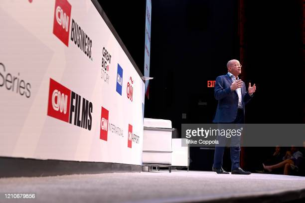 Chairman, WarnerMedia New & Sports, President CNN Worldwide Jeff Zucker speaks onstage during CNN Experience on March 05, 2020 in New York City....