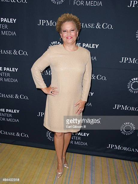Chairman/CEO BET Networks Debra Lee attends The Paley Center For Media's Tribute To AfricanAmerican Achievements In Television at the Beverly...