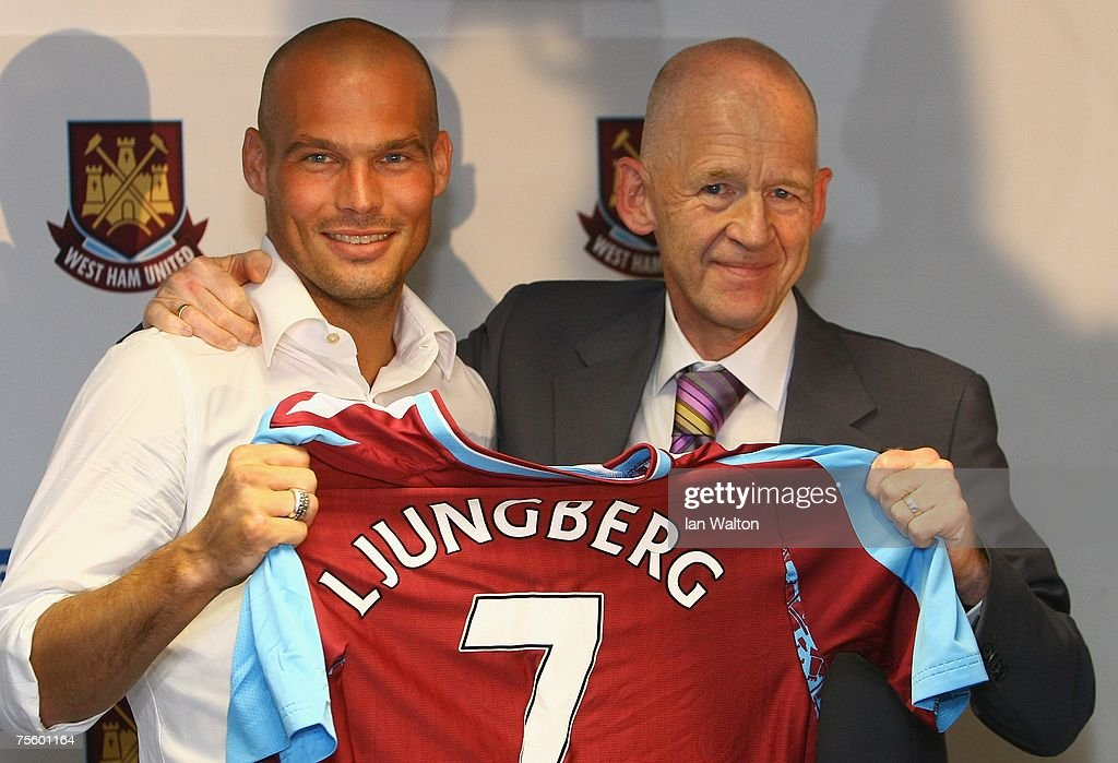 West Ham United Press Conference : News Photo