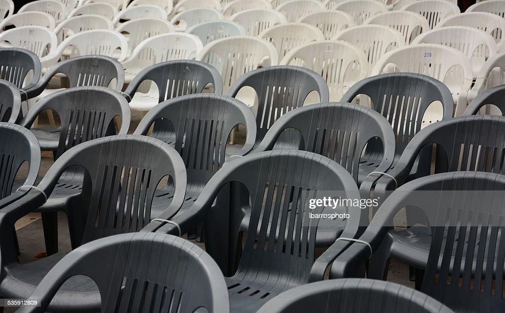 Cadeiras : Foto de stock