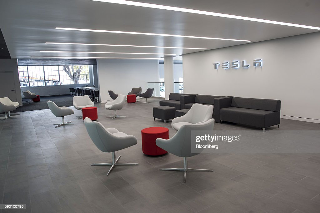Tesla Opens Flagship San Francisco Store In Advance Of Model 3 ...