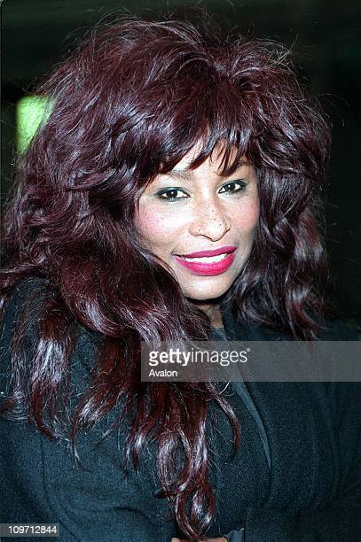 Chaka Khan American Singer Stars in the stage musical Mama I Want To Sing'