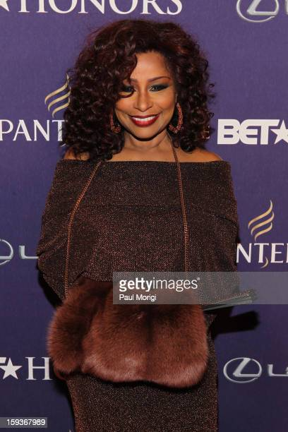 Chaka Khan attends BET Honors 2013 Red Carpet Presented By Pantene at Warner Theatre on January 12 2013 in Washington DC