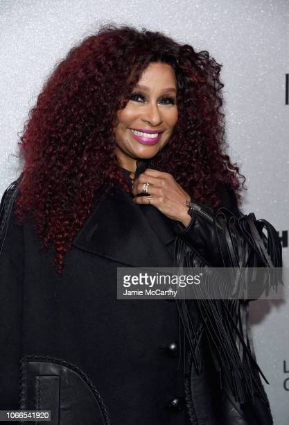 Chaka Khan attends the Lincoln Center Fashion Gala An Evening Honoring Coach at Lincoln Center Theater on November 29 2018 in New York City