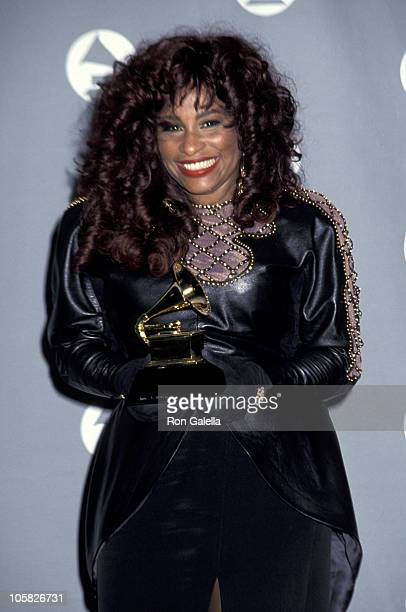Chaka Khan during The 35th Annual GRAMMY Awards at Shrine Auditorium in Los Angeles California United States
