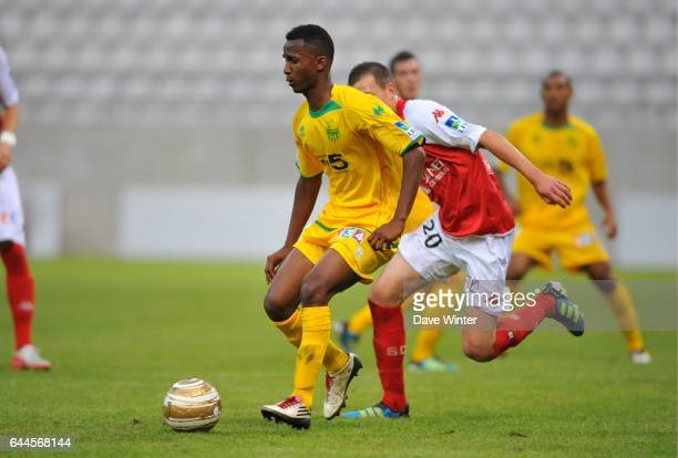 Chakar ALHADHUR Reims / Nantes Coupe de la Ligue Photo Dave Winter / Icon Sport