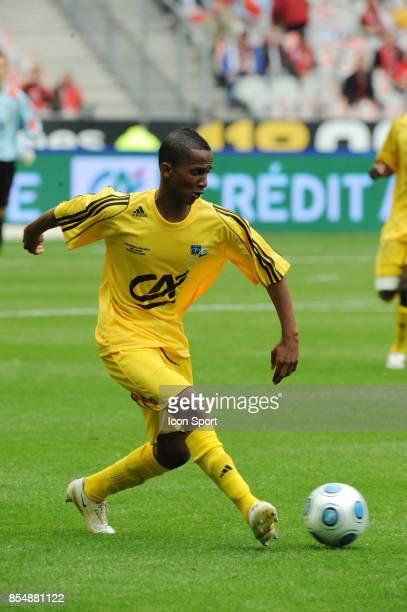 Chaker ALHADHUR Montpellier / Nantes Finale de la Coupe Gambardella 2009 lever de Rideau de la Finale de la Coupe de France Stade de France Saint...