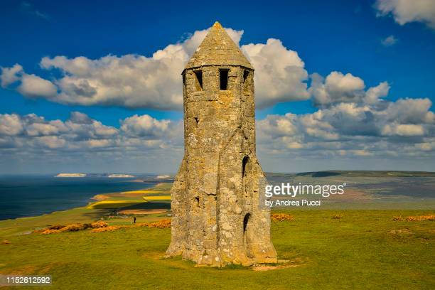 chale, isle of wight, united kingdom - isle of wight stock pictures, royalty-free photos & images