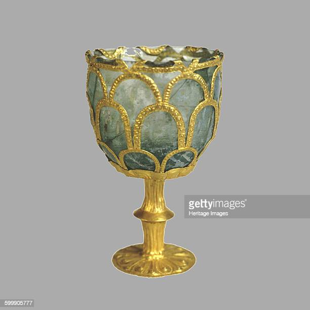 Chalice 7th8th century Found in the collection of Museum of Russian Art Minneapolis Artist Byzantine Master