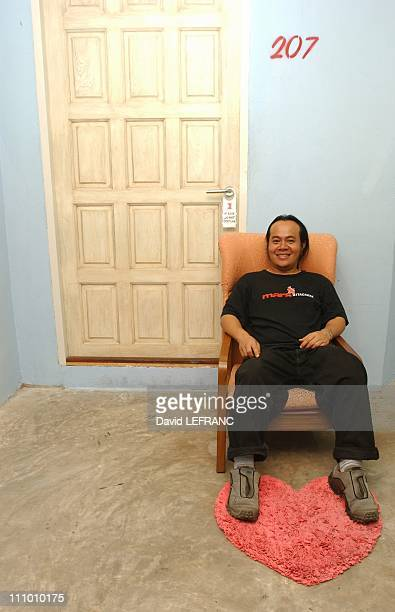 Chalit Nakpawan 40 years old He designed the Erotic Amazing room This very powerful painter loves sex provocation and naughty spice He assumes his...
