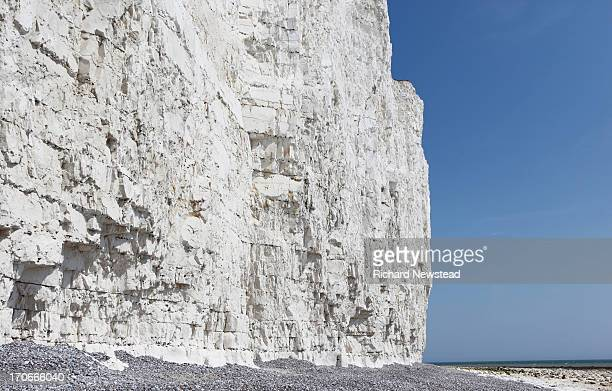 Chalk Cliff Face