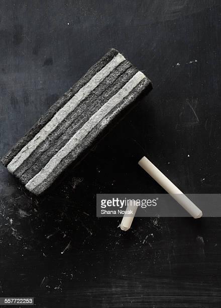 Chalk With Eraser