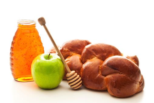 Challah and Honey 182735715