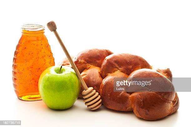 Challah and Honey