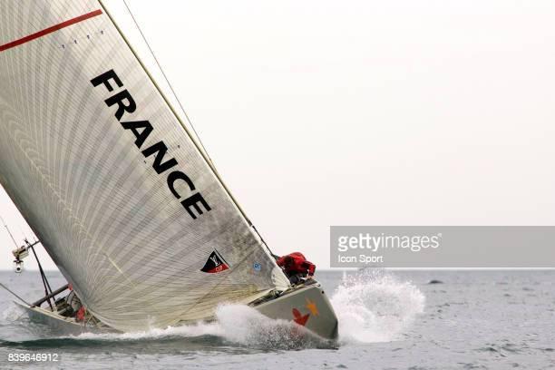 Challenge - - Round Robin 2 - Louis Vuitton Cup - Valence,