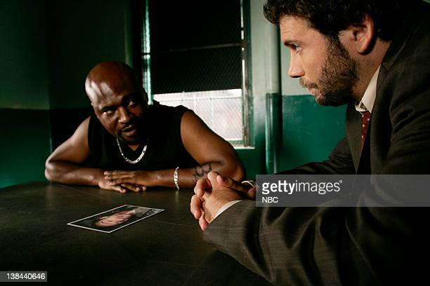 LAW ORDER Challenged Episode 1 Aired Pictured Omar Sharif Scroggins as Momo Jeremy Sisto as Cyrus Lupo