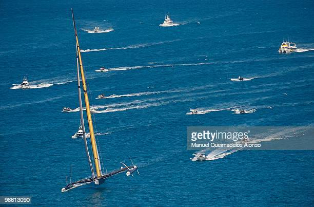 60 Top Trimaran Pictures, Photos, & Images - Getty Images