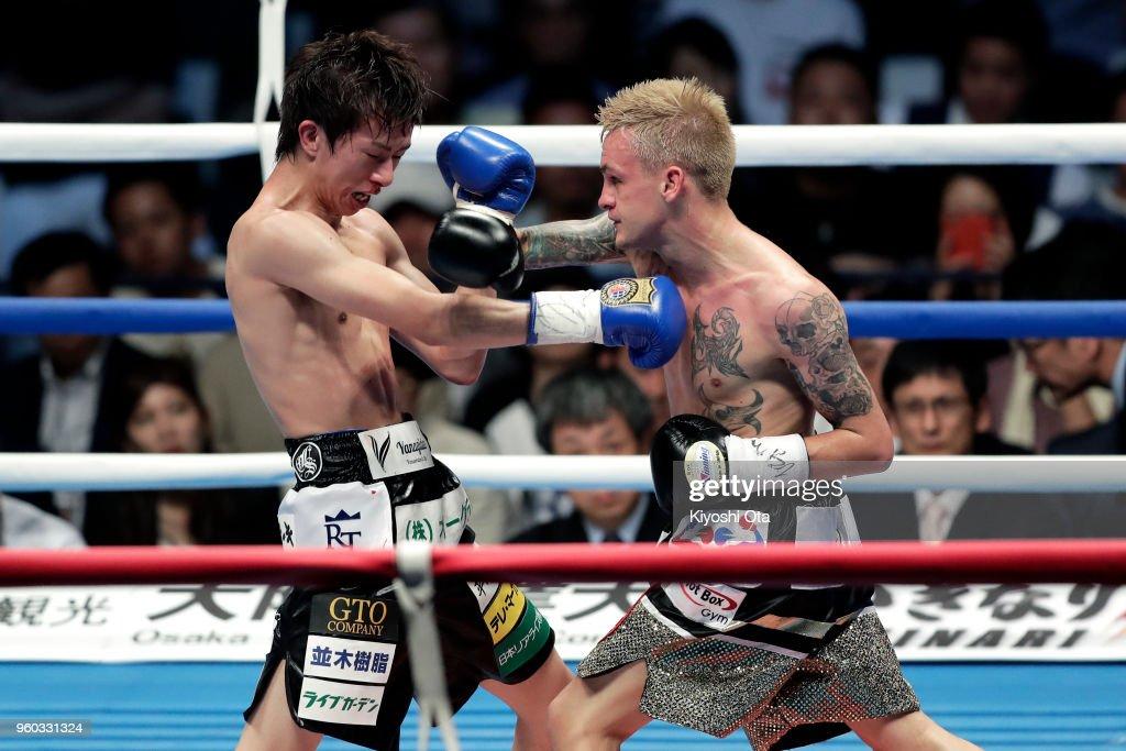 Ryoichi Taguchi v Hekkie Budler - IBF & WBA Light Flyweight Title Bout