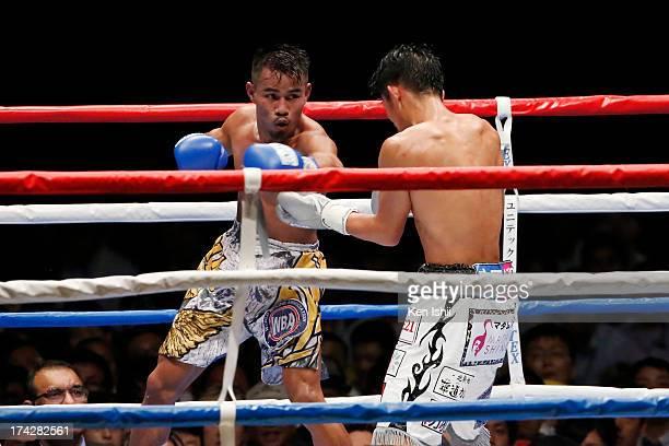 16 Koki Kameda V John Mark Apolinario Wba Bantamweight