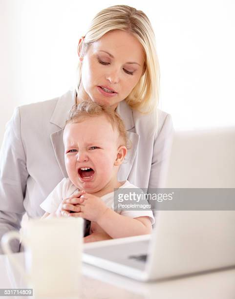 Challenges of working mothers