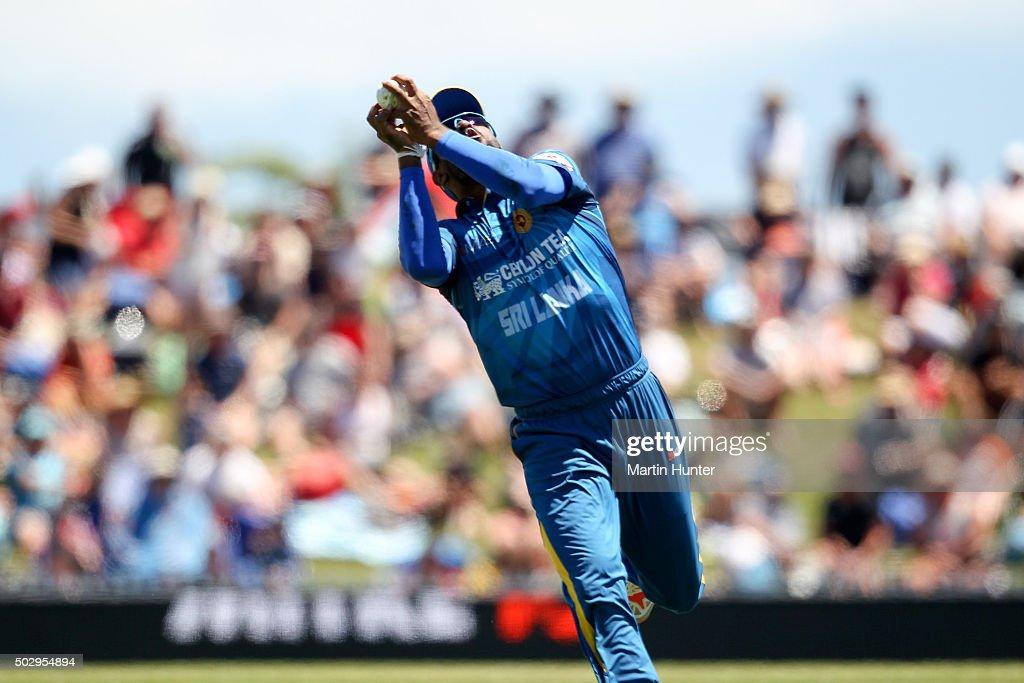 New Zealand v Sri Lanka: Game 3
