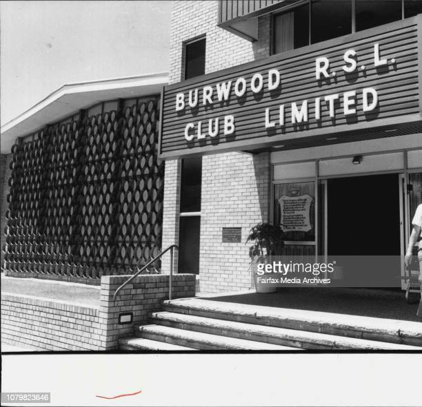 Chamber magistrate amp clerk of petty sessions Paul Johnson was refused admission to the Burwood RSL club because of his long hair which he wears in...