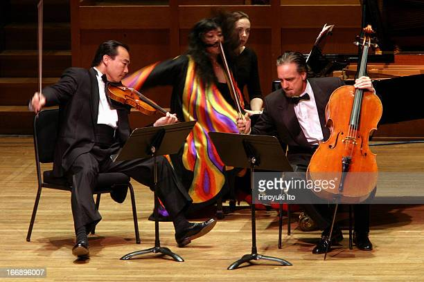 Chamber Music Society performing the opening night concert of 2005-2006 season at Alice Tully Hall on Thursday night, September 15, 2005.This...