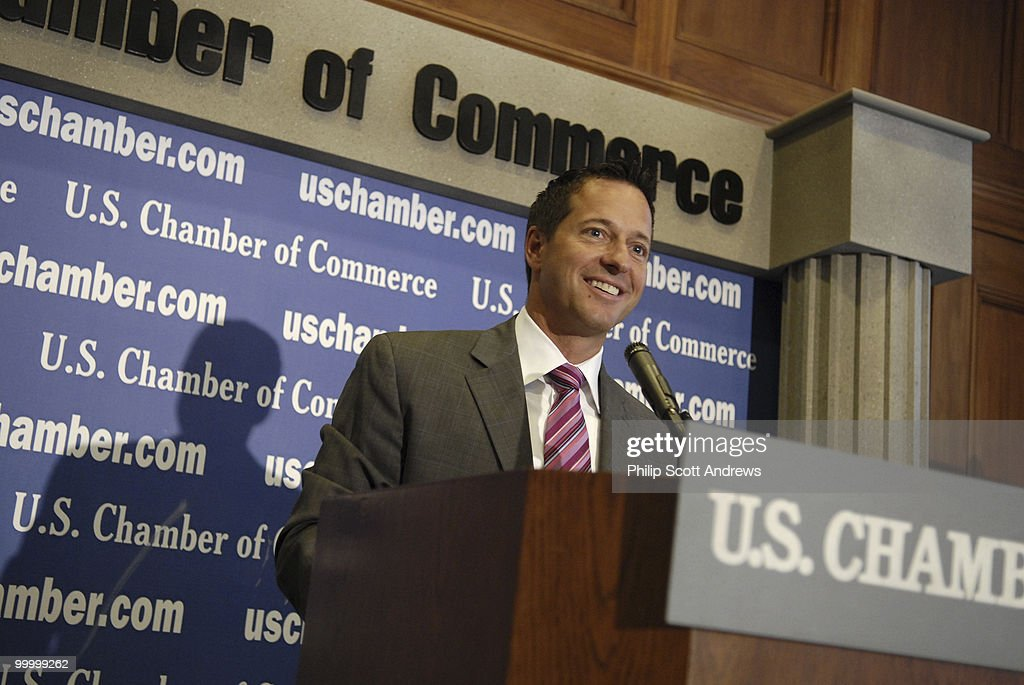 U.S. Chamber of Commerce : News Photo