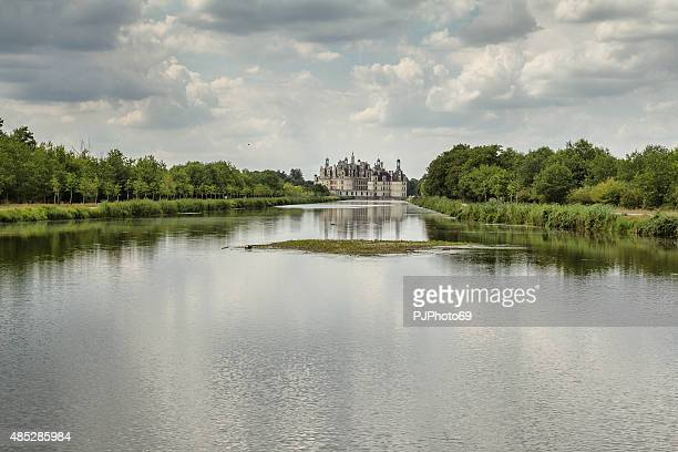 Chambord Castle - Loire - France