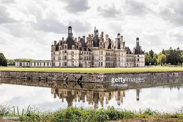 Schloss Chambord-Loire, Frankreich