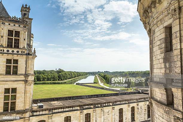 シャンボール城ロワール-フランス - pjphoto69 ストックフォトと画像