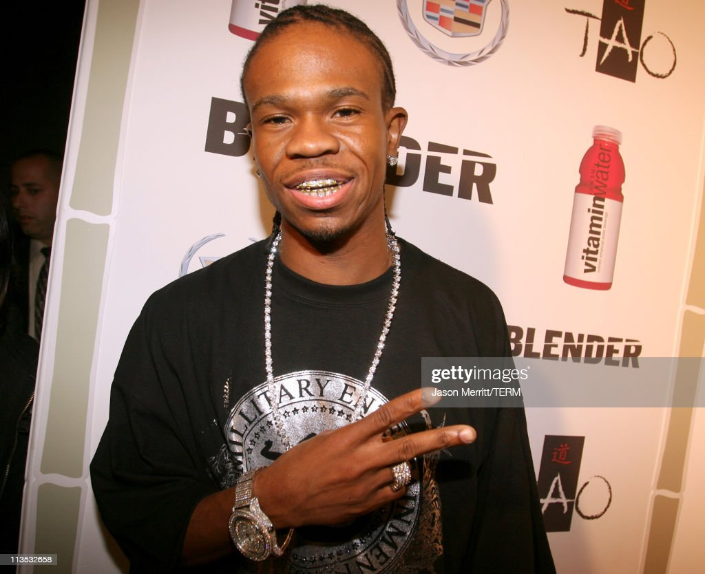 Chamillionaire during Blender Magazine/Vitamin Water Host 2006 MTV Video Music Awards After Party at Tao in New York City, New York, United States.
