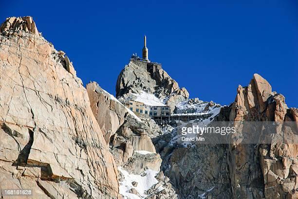 Chamonix, Mont-Blanc - The Aiguille du Midi