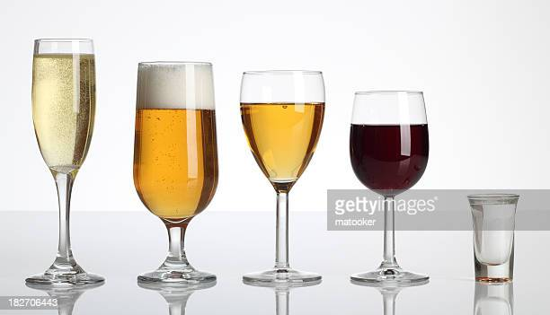 Champagne Beer Wine Spirits