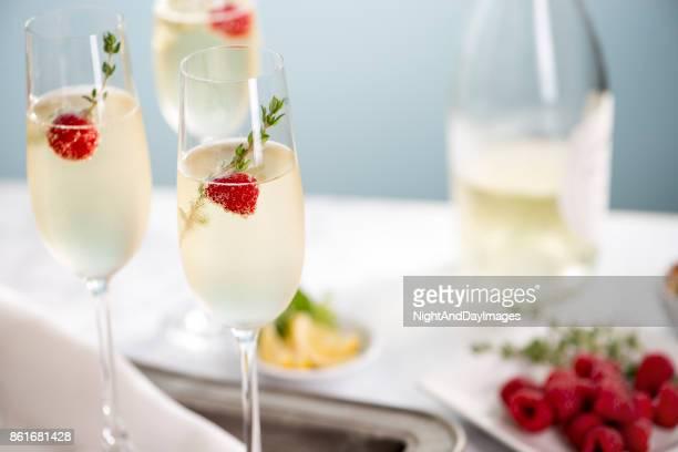 Champagner Cocktails