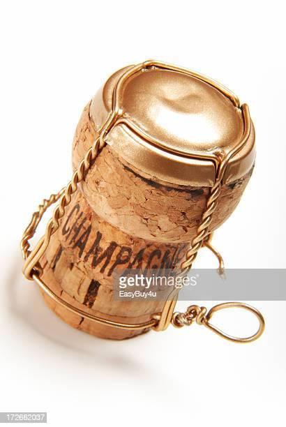 tappo di champagne - lid foto e immagini stock