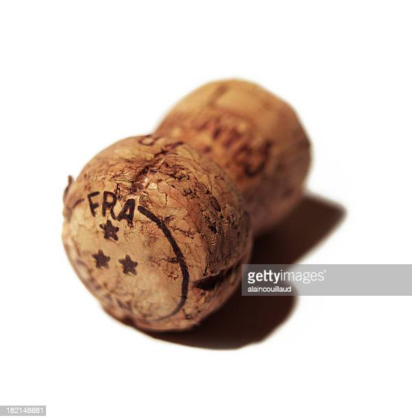 champagne cork - champagne cork stock photos and pictures