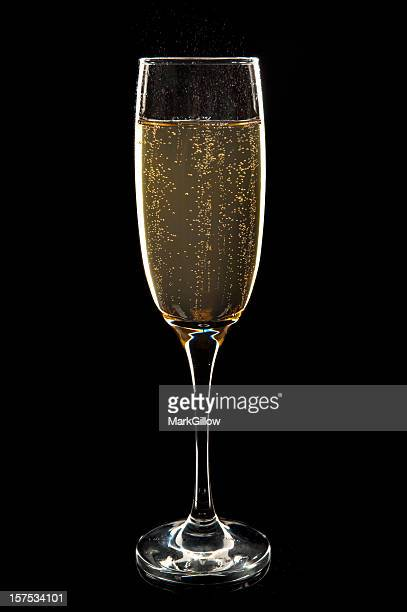 champagne glass - prosecco stock pictures, royalty-free photos & images