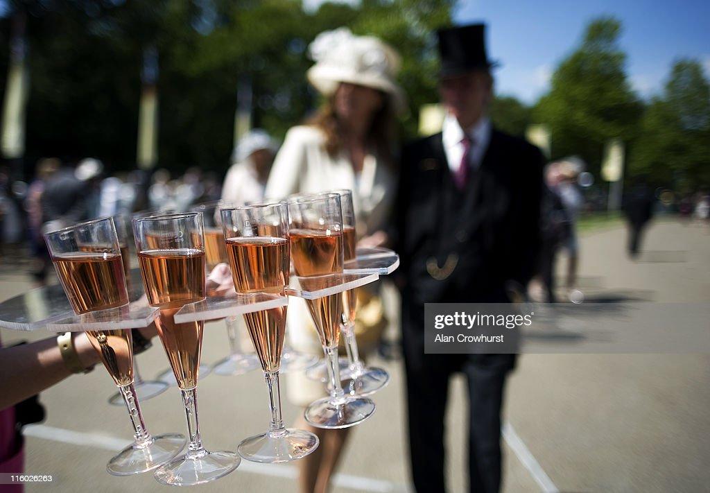 Royal Ascot - Day One : News Photo