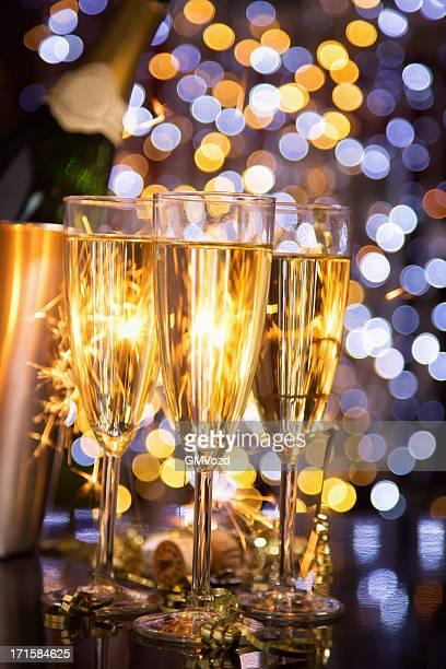 Con champán