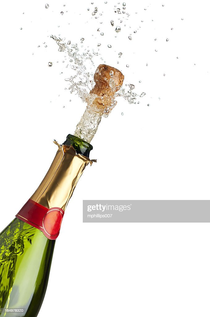 Champagne : Stock Photo