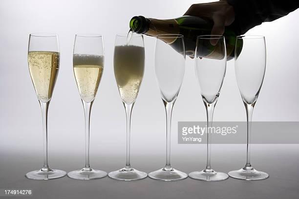 Champagne Verser