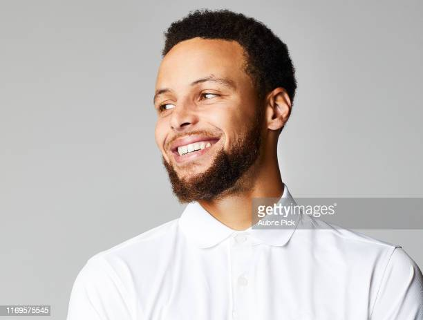 Champion basketball player and SC30 Inc founder Stephen Curry poses for a portrait at TPC Harding Park in San Francisco, California on September 16,...